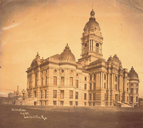 1891 Old Courthouse Picture
